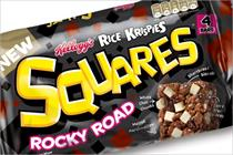 Kellogg's Rice Krispies Squares launches 3D ad