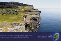 Tourism Ireland calls £50m pitch
