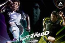 Adidas kicks off World Cup activity with Messi, Villa and Zidane ad
