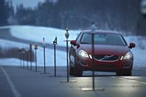 Volvo gets naughty with new ad campaign