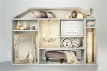 John Lewis lures shoppers with miniature home campaign