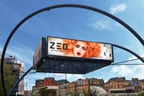 Drinks brand Zeo kicks off outdoor campaign