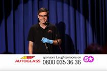 Autoglass drops jingle from TV bumpers