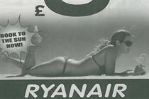 ASA puts freeze on Ryanair bikini ad