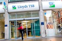 Lloyds TSB reviews £50m DM account