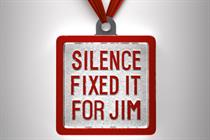 Child abuse charity to run 'silence fixed it for Jim' ads