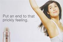 Dove Deodorant hands global digital account to EHS 4D