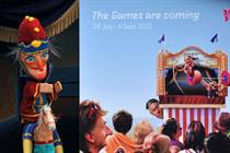 Admen pull the strings in Punch and Judy campaign