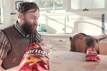 Did advertisers fail to score touchdowns at Super Bowl XLVII?
