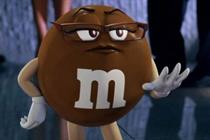 Campaign Viral Chart: M&Ms Super Bowl climbs to top spot