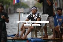 Campaign Viral Chart: Google's review of 2011 is most-shared ad