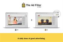 D&AD releases blocker for boring online ads