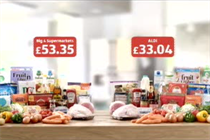 Aldi rapped by ASA for misleading price comparison ads