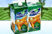 Nestea calls global advertising review
