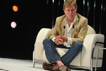 Robert Redford talks brands at Cannes