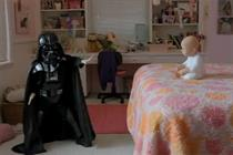 VW launches Super Bowl ad sensation 'Darth Vader' in UK