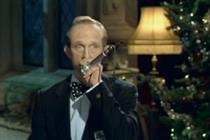 Argos starts festive countdown with beatboxing Bing Crosby