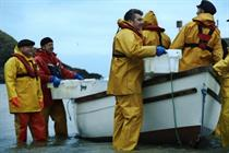 Young's casts fishermen for 'hungry sailor' ads