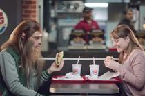 Burger King calls UK creative review