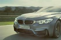 BMW online ad banned for encouraging unsafe driving