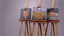 McDonald's makes Facebook Live Video debut with burger-inspired artworks