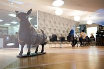On the creative floor: BBH London