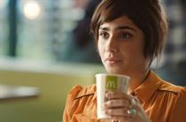 McDonald's targets coffee drinkers