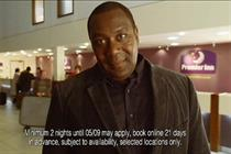 Premier Inn targets leisure sector with latest Lenny Henry ad