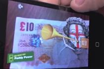 Paddy Power animates Queen on tenners to voice Euro 2012 views