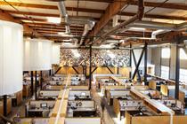 On the creative floor: Deutsch LA