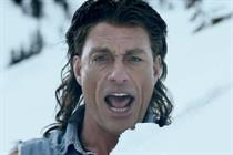 Van Damme in icy comeback for latest Coors ad