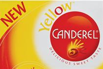 Canderel seeks shop for creative account