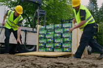 Carlsberg falls foul of ads watchdog after taking booze to a building site