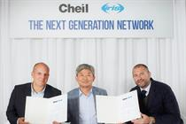Cheil Worldwide buys Iris stake