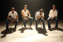 Yeo Valley prepares X Factor campaign with 'boy band' Churned