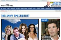 Sunday Times Rich List: the media and advertising millionaires