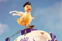 Fallon extends 'Joyville' work for launch of Cadbury Bubbly