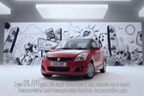 Suzuki kick-starts contest for £10m account