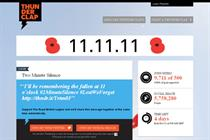 British Legion to mark Remembrance Sunday with simultaneous tweets