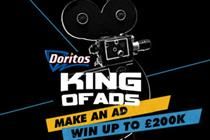 Doritos ramps up prize fund for latest ad competition