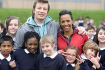 Jamie Oliver to appear in ad for Sainsbury's Active Kids Scheme