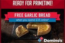 Why Domino's renewed its sponsorship of The X Factor app