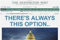 Huffington Post appoints MBA to handle launch