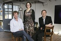 Trio unveil Now start-up