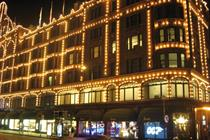 Harrods escapes ban for 'murder' ad