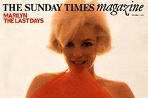 The Sunday Times magazine celebrates 50 years with exhibition