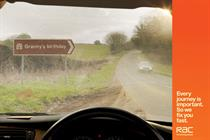 BBH beats four to win £12m RAC advertising business