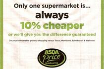 Tesco claims latest victory in pricing ads battle with Asda
