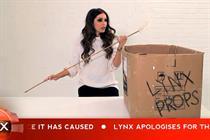 Lynx responds to ad ban with 'sorry' video