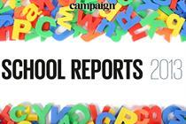 Campaign School Reports 2013